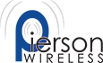 Pierson Wireless Logo